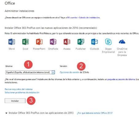 Office 365 por el Correo de la BUAP 3
