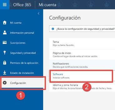 Office 365 por el Correo de la BUAP 2